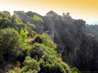 El castillo de Cornatel del Bierzo