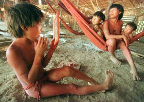 Niños aborígenes australianos capaces de contar sin números